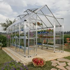 Shop Palram  HG80 Snap & Grow 8-ft Greenhouse at ATG Stores. Browse our greenhouses, all with free shipping and best price guaranteed.