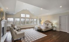 Gorgeous Master Suite with Fireplace -Home is For Sale in Morristown. Contact Debbie Woerner- www.59SpringValleyRd.com