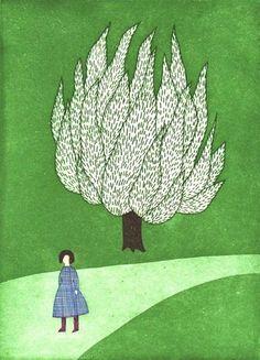 Tamae Mizukami  also: naive art https://loveartexhibitions.files.wordpress.com/2014/09/02prasuma.jpg