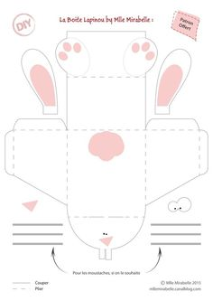 Bunny box boss - #EasterCrafts #EasterGames