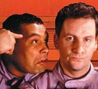 Red Dwarf Arnie doesn't look that too impressed! Gazpacho Soup, British Sitcoms, Red Dwarf, Animal Antics, Comedy Show, Hilarious, Funny, Science Fiction, I Laughed