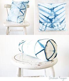 #home #textile #shibori