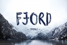 Download Fjord Brush Font Fonts by WildOnes. Subscribe to Envato Elements for unlimited Fonts downloads for just $49/month. Subscribe and Download now!