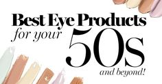 """In your 50s and beyond, your under-eye skin is damaged and weak, giving it a crepe-like appearance,"" says Dr. Zeichner. You're wise enough to know it's time to bring out the heavy hitters. ""Recommendations are similar to those given for women in their 40s,"" says Graf. ""The exception is that women in their 50s may require more frequent treatments."" As in, applying your eye treatments twice a day, every day."