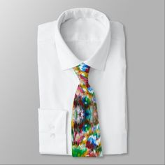 Color Game 09 - Tie - Necktie - formal speacial diy personalize style template
