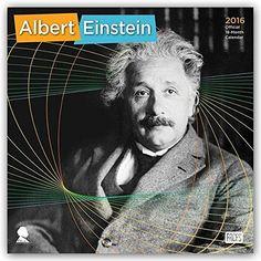 Einstein 2016 Calendar
