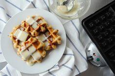 Cinnabun Waffles