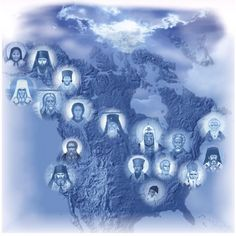 Getting to Know the American Saints: On the Sunday of All Saints of America  Source: http://www.pravmir.com/getting-know-american-saints-sunday-saints-america/#ixzz35TL0oEFi