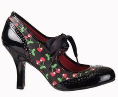 Chaussures Escarpins Pin-Up Rockabilly 50's Dancing In The Street http://www.belldandy.fr/chaussures-escarpins-pin-up-rockabilly-50-s-dancing-in-the-street-45996.html...