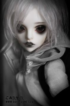 Carter-1, 45cm Doll Zone Boy - BJD Dolls, Accessories - Alice's Collections