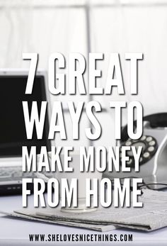 Looking for a Side Gig? Here are 7 Great Ways to #makemoneyfromhome #trend #trending #popular #lifestyle