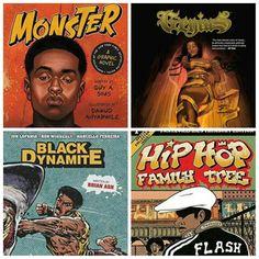Black Comics AvailableNow@BlackRoseBooks www.BlackRoseBooksPDX.net Michael@BlackRoseBooksPDX.net  #BlackRoseBooks