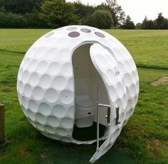 The can - would make going to the halfway house a whole new experience :-). I'd love my club to get one of these.