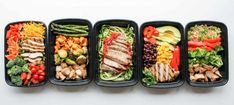 meal prep for weight loss - how to meal prep recipe - healthy meal prep ideas - vegan meal prep - vegetarian meal prep - keto meal prep - best meal prep containers - meal prep delivery - meal prep services Healthy Desayunos, Healthy Meal Prep, Healthy Eating, Healthy Lunches, Keto Meal, Healthy Habits, Chicken Meal Prep, Easy Chicken Recipes, Keto Recipes