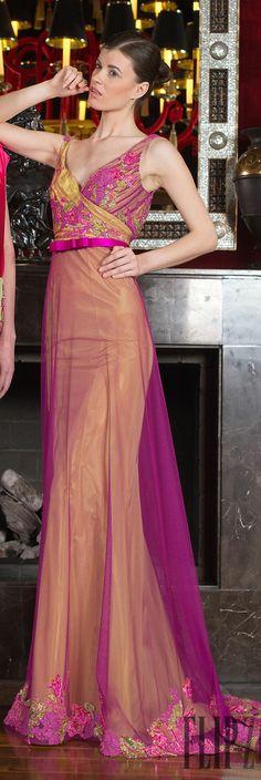 Toufiq Hatab Spring-Summer 2014 Couture