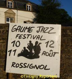 Savourez les jazz belges et européens ! Une grande fête ...