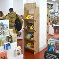 Muebles de cartón. Ecodiseño con materiales sostenibles y ecológicos. Hecho en España. Cardboard design.