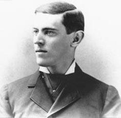 Thomas Woodrow Wilson, America's 28th President was born on December 28, 1856.