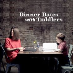 I went on dinner dates with six toddlers to see what they would order at a restaurant if left to their own devices. It's not healthy. I'll tell you that much.