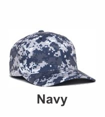 19a24aef10b Navy Digital Camo Hat 708F by Pacific Headwear at Graham Sporting Goods Camo  Colors