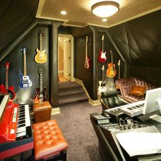 Music Room Ideas Design, Pictures, Remodel, Decor and Ideas - page 7