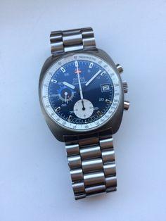 FS: Omega Seamaster Chronograph 176.007