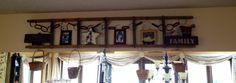 Updated ladder shelf