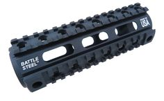 Battle Steel Carbine Length Drop-In Handguards Hunting Scopes, Hunting Rifles, Quad Rail, Tactical Accessories, Bar Stock, Picatinny Rail, Adjustable Legs, Removal Tool, Battle