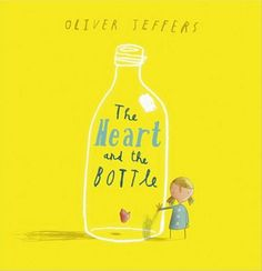 The Heart and the Bottle -  A story about the magic of curiosity, meant for the children who still know (and for the grown ups who may have forgotten) what it's like to look at the stars and see pictures in the sky.