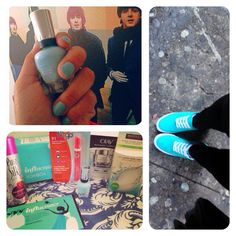 I love how my barracuda Sally Hansen Complete Salon Manicure match with my shoes!  #CSMHaveItAll #influenster
