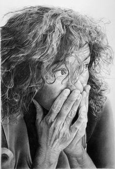 Hyper Realistic Pencil Drawings by Italian Artist Franco Clun (8)