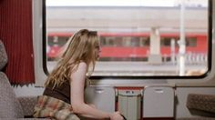 Julie Delpy in Before Sunrise dir. Before Sunrise Trilogy, Before Trilogy, Cinema Quotes, Julie Delpy, Film Inspiration, Before Sunset, Girl Meets World, About Time Movie, Film Aesthetic