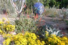 Habitat Garden. Glendale Xeriscape Garden, Glendale, AZ