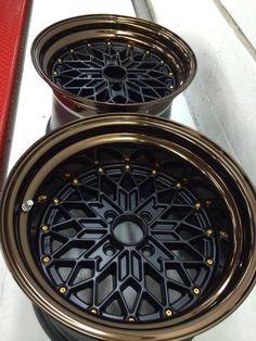 "Star Road GLOWSTAR MS-B 15"" Wheel Bbs Wheels, Vossen Wheels, Aftermarket Wheels, Rims And Tires, Rims For Cars, Black Wheels, Toyota Cars, John Deere Tractors, Custom Wheels"