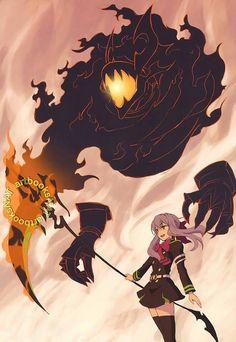 Shinoa and her demon