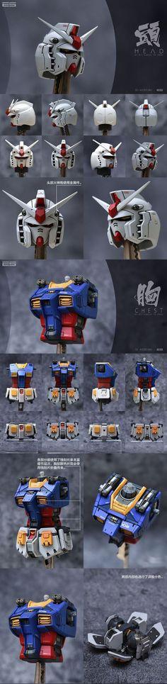 Gundam Toys, Gundam Art, Gundam Tutorial, Gundam Wallpapers, Gundam Custom Build, Sci Fi Models, Samurai, Gundam Wing, Frame Arms