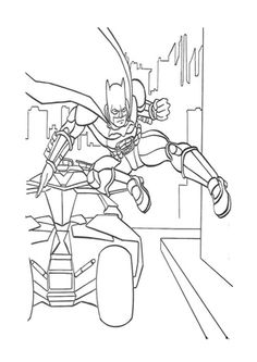 Coloring Page of Batman. Who doesn't know Batman? Maybe all Dc fans and superhero movie fans must have heard at least this Batman figure. Batman is one of the most famous supe. Batman Coloring Pages, Pokemon Coloring Pages, Alphabet Coloring Pages, Cartoon Coloring Pages, Coloring Pages To Print, Free Printable Coloring Pages, Coloring For Kids, Coloring Pages For Kids, Coloring Books