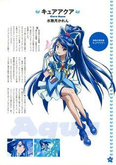Manga Girl, Manga Anime, Shugo Chara, Glitter Force, Anime Music, Character Names, Pretty Cure, Hair Ornaments, Magical Girl