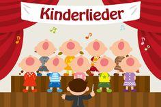 Kinderlieder Chor