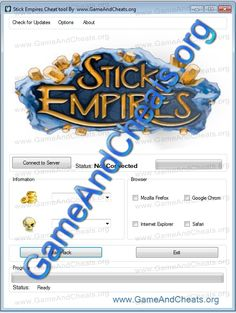 Stick Empires Cheats | Stick Empires Hack - http://gameandcheats.org/stick-empires-cheats/