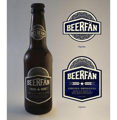#etiqueta para cerveza artesanal