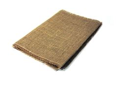 "14"" x 72"" Frayed Burlap Table Runner $9.99"