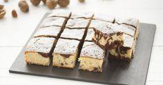 Brownie Bicolor - Recetas Fáciles Reunidas