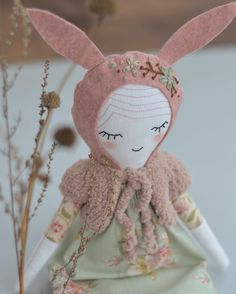 New sweet #bunny girl I'm not sure I'll be able to let her fly away to a new home on Friday