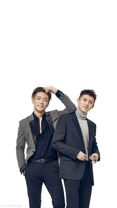 Double B, double love K Pop, Ikon Wallpaper, Wallpaper Lockscreen, Wallpapers, Weekly Idol, Double B, Kim Hanbin, 2ne1, Yg Entertainment