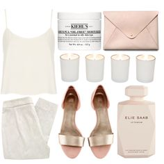 """pretty in pastel"" by jesicacecillia on Polyvore"
