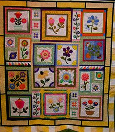 Get gorgeous quilts like this done in half of the time, with a Fingerthing! www.sewezfingerthing.com