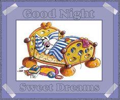 Goodnight ... Sweet Dreams