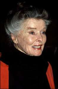 Katharine Hepburn - one of my all time favorite actresses - also a woman ahead of her time