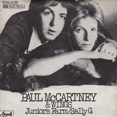 """""""Junior's Farm"""" is a song written by Paul and Linda McCartney and performed by Paul McCartney & Wings. It was a number 3 hit single in the United States Beatles Art, The Beatles, Paul Mccartney And Wings, Sir Paul, The Fab Four, Wife And Girlfriend, A Day In Life, Real Love, Famous People"""